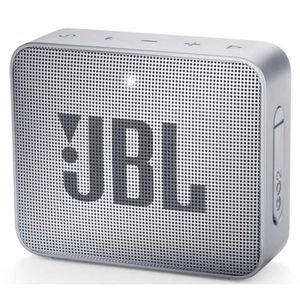 ENCEINTE NOMADE Enceintes nomades JBL - GO 2 GREY • Enceinte sans