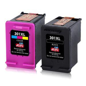CARTOUCHE IMPRIMANTE cartouche d encre hp 301 xl compatible noir et cou