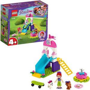 ASSEMBLAGE CONSTRUCTION LEGO® Friends 41396 - L'aire de jeux des bébés chi