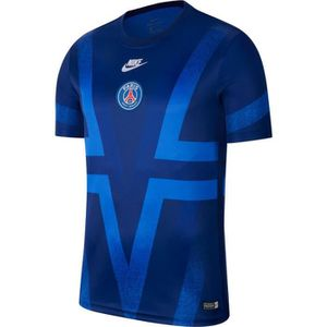MAILLOT DE FOOTBALL MAILLOT NEWS PSG PARIS TRAINING BLEU ADULTE 2019/2