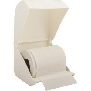 Polystyrol 30 x 20 x 15 cm MSV 141900 Porte-Papier Toilette en polystyr/ène Blanc