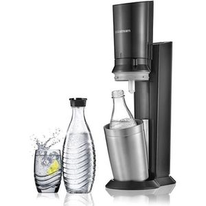MACHINE À SODA sodastream  Pack Spécial Machine Crystal en Alu br