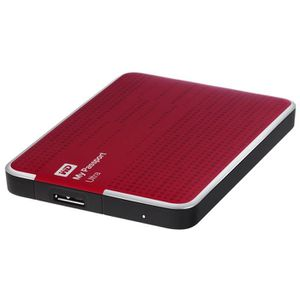 DISQUE DUR EXTERNE Western Digital Disque Dur Externe - My Passport U