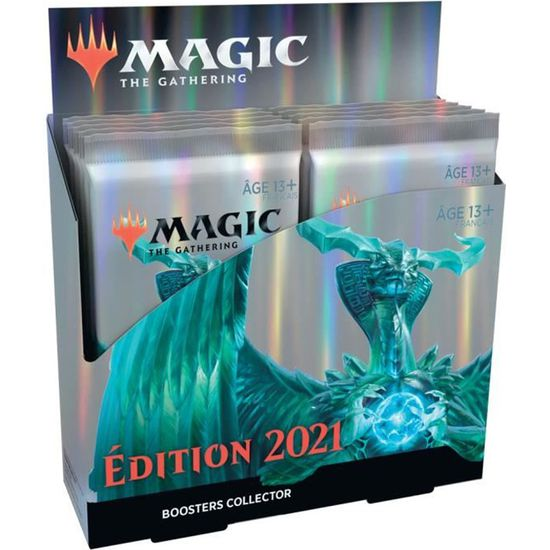 Neuf MTG Magic Français Boîte 36 Boosters Magic 2021