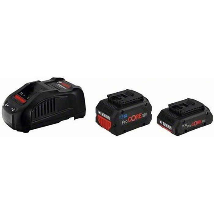 Pack batterie procore 18 V 4ah + 8 ah Bosch