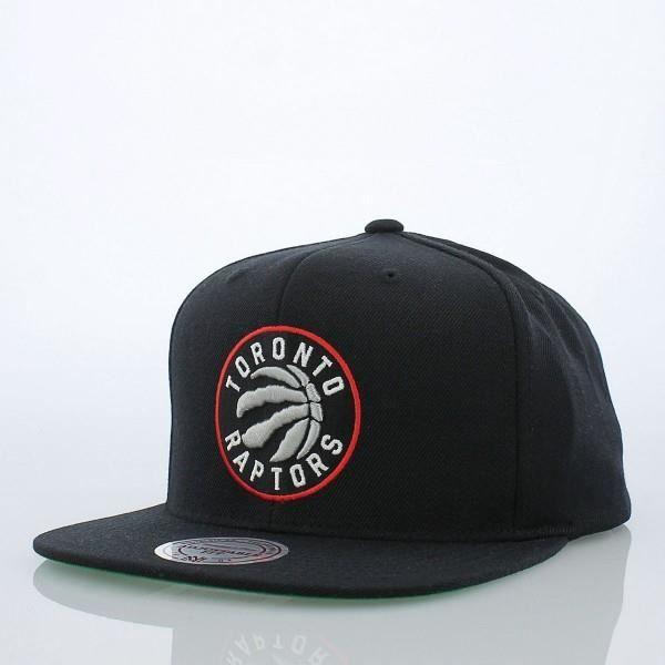 Casquette NBA Toronto Raptors Mitchell amp ness Snapback NT78Z
