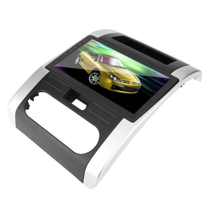 Double Din Voiture Stéréo 2Din Voiture MP5 Lecteur 9in Autoradio GPS Navigation Vidéo Stéréo Audio Lecteur pour Android 9.1