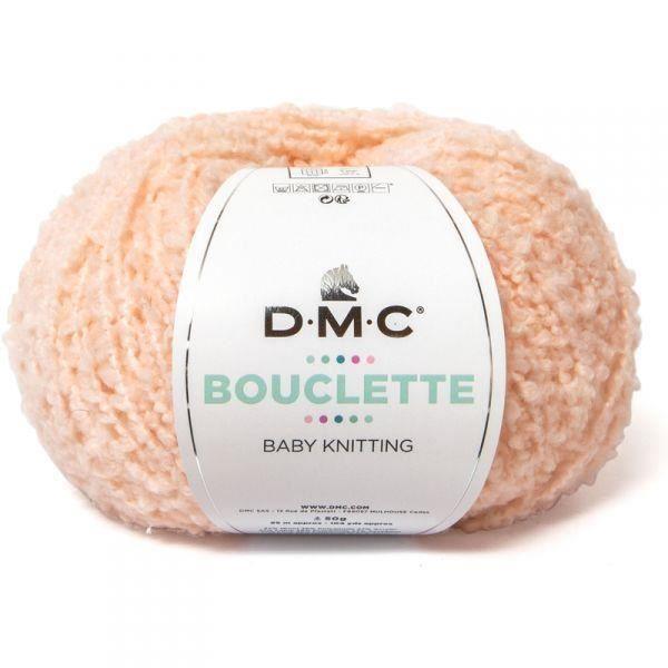 Laine BOUCLETTE, DMC 104 Meringue