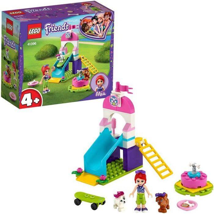 LEGO® Friends 41396 - L'aire de jeux des bébés chiens