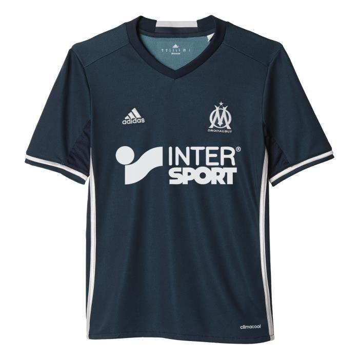 Maillot junior Extérieur Olympique de Marseille 2016