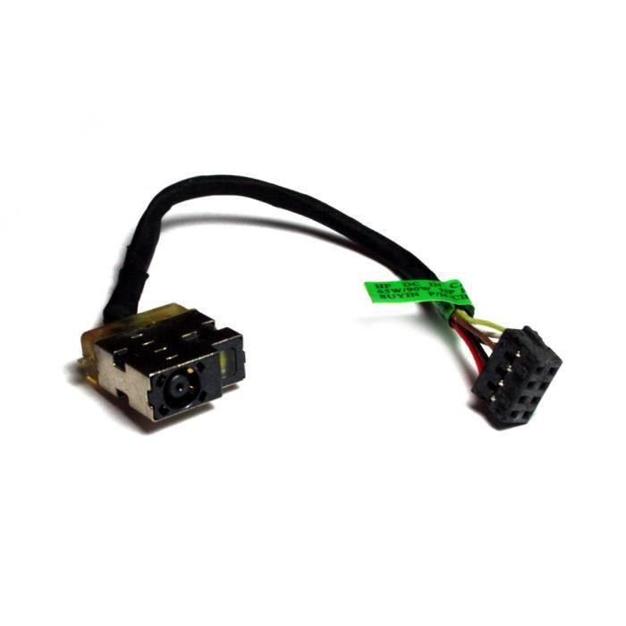 Prise CC pour HP ENVY 14-K001XX