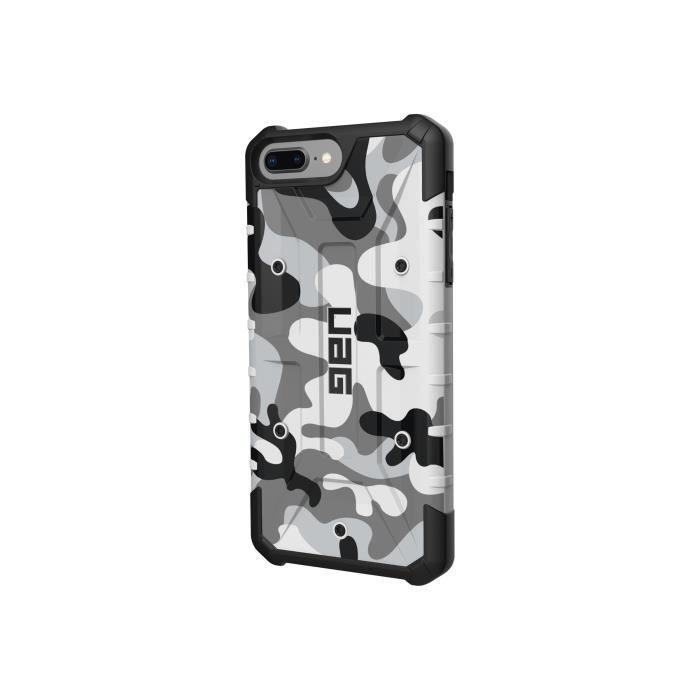 UAG Pathfinder SE Camo Rugged Case for iPhone 8 Plus - 7 Plus - 6s Plus Coque de protection pour téléphone portable camouflage…