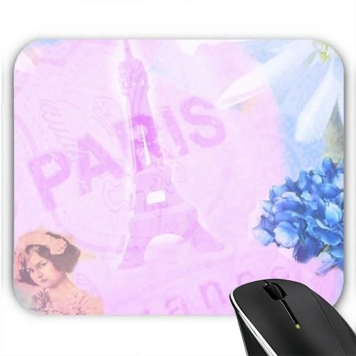 tapis de souris paris prix pas cher cdiscount. Black Bedroom Furniture Sets. Home Design Ideas