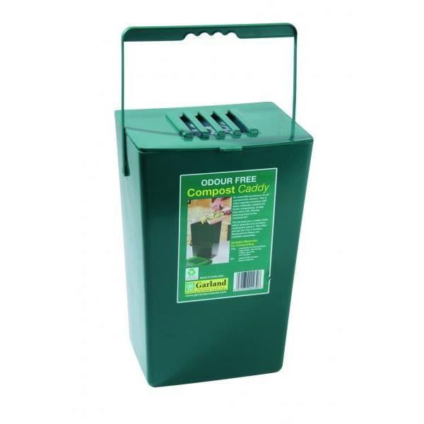 Poubelle cuisine 9 litres midi odeur compost gratuit caddy Achat poubelle cuisine