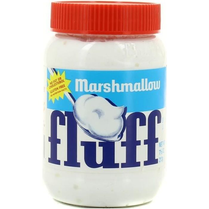 PÂTE À TARTINER Fluff Pâte à tartiner marshmallows fluff treats va