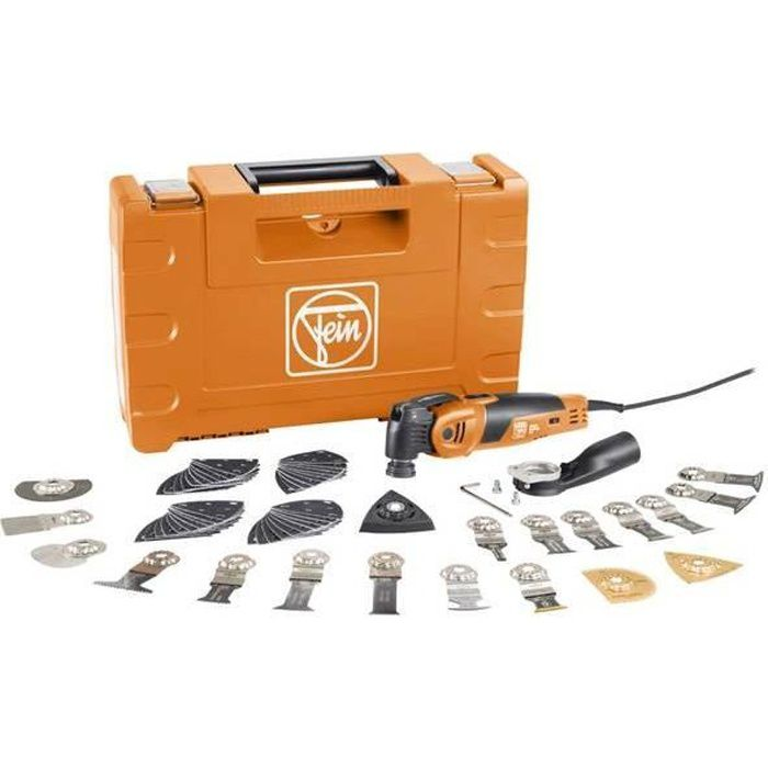 Kit de lames de scie /à bois oscillantes universelles pour Fein Dewalt Multimaster Dremel noir