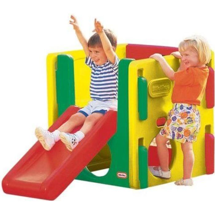 little tikes aire de jeux avec toboggan achat vente parcours de motricit cdiscount. Black Bedroom Furniture Sets. Home Design Ideas