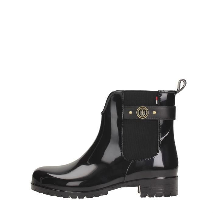 BOTTINE Tommy Hilfiger Bottines Femme BLACK, 40