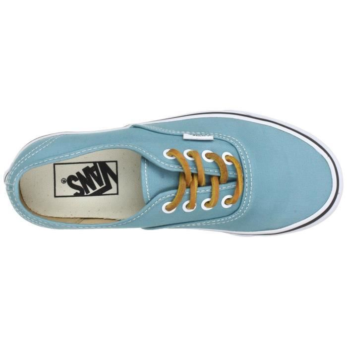 Authentic Vans Brushed Brushed Baskets Authentic Baskets Vans 80xdwvqZ0