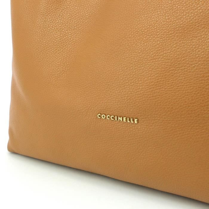Coccinelle - Sac épaule in leather - AD5130101-CUIR-UN - CUIR