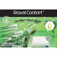 oreiller visco soja royal confort Oreiller Visco Soja Royal Confort   Achat / Vente oreiller   Cdiscount oreiller visco soja royal confort