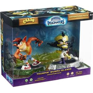 FIGURINE DE JEU Adventure Pack Skylanders Imaginators Crash Bandic
