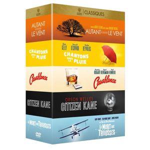 DVD SÉRIE Coffret DVD Iconiques classiques 5 films