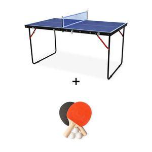 TABLE TENNIS DE TABLE Mini table de ping pong pliable INDOOR Sapporo ble