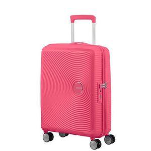 VALISE - BAGAGE Valise cabine AMERICAN TOURISTER SOUNDBOX Hot Pink