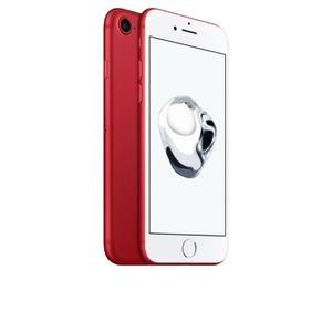 SMARTPHONE RECOND. iPhone 7 128 Go Red Reconditionné