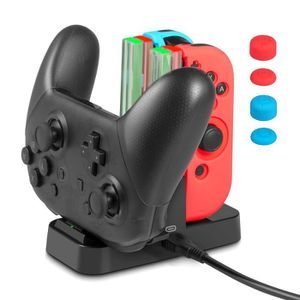 SUPPORT CONSOLE Station de recharge colorée pour manette Joy-Cons