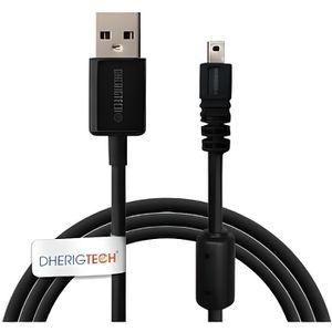 CÂBLE PHOTO Câble USB pour appareil photo numérique Panasonic