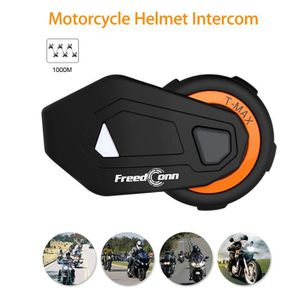 INTERCOM MOTO 1500M T-MAX FreedConn Bluetooth Moto Interphone Ca
