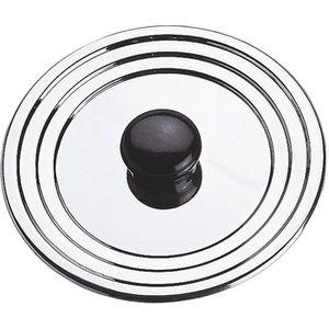 COUVERCLE VENDU SEUL EQUINOX Couvercle anti-projection - 12-14-16 cm -
