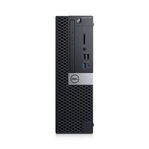 UNITÉ CENTRALE  Dell Optiplex 70603.2GHz i7–8700SFF Noir PC–