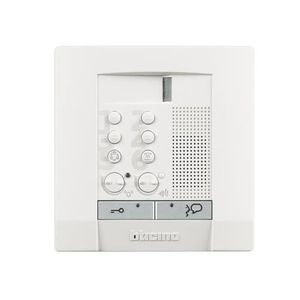 Bticino polyx achat vente bticino polyx pas cher for Interphone interieur