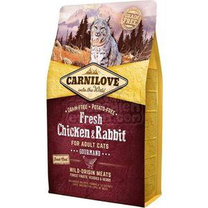 CROQUETTES CARNILOVE - Croquettes pour chat sans pomme de ter