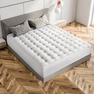 MATELAS OLYMPE LITERIE Matelas 140x190 - Mousse hypersoft