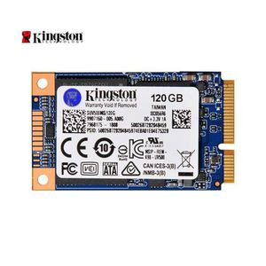 DISQUE DUR SSD SUV500MS-120G MSATA SSD Internal Solid State Drive