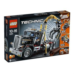 ASSEMBLAGE CONSTRUCTION Lego Technic - Le Camion Forestier