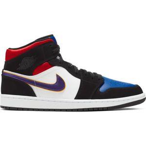 CHAUSSURES BASKET-BALL Chaussure de Basket Air Jordan 1 Mid SE Multicolor