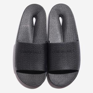 Femmes Douche Pantoufles Sandales Massage Dr/ôle Salle de Bain Maison Spa en Plastique S/échage Int/érieur Doux Plage Piscine Rapide Chambre Chaussures D/ét/é