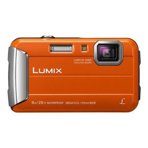 APPAREIL PHOTO COMPACT Appareil photo compact PANASONIC DMC-FT-30 orange