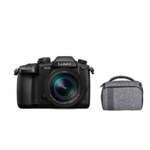 APPAREIL PHOTO RÉFLEX PANASONIC DMC-GH5 Black KIT 12-60mm F2.8-4.0 ASPH