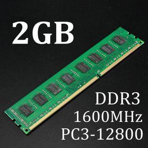 MÉMOIRE RAM TEMPSA 2 G GO GB Mémoire RAM DDR3 PC3-12800 1600 M