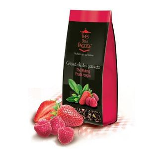 Thé Wulong fruits rouges - 110GR