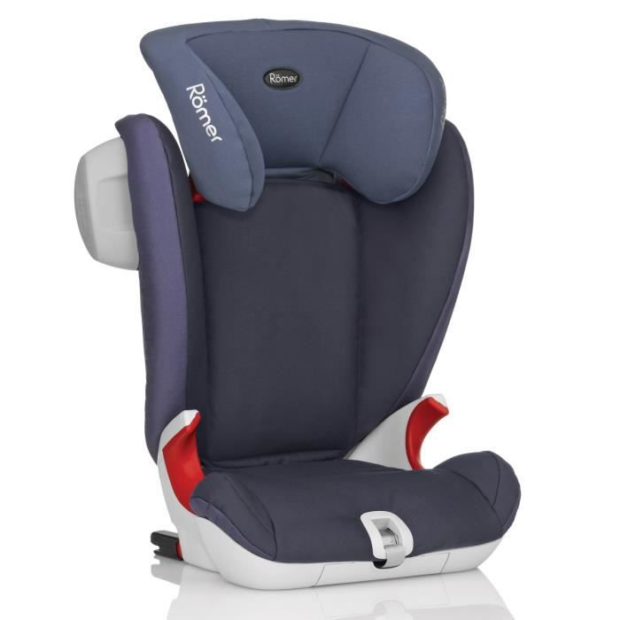 R mer si ge auto kidfix sl sict crown blue achat vente for Housse rehausseur