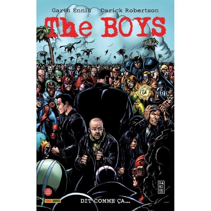 The Boys Tome 3