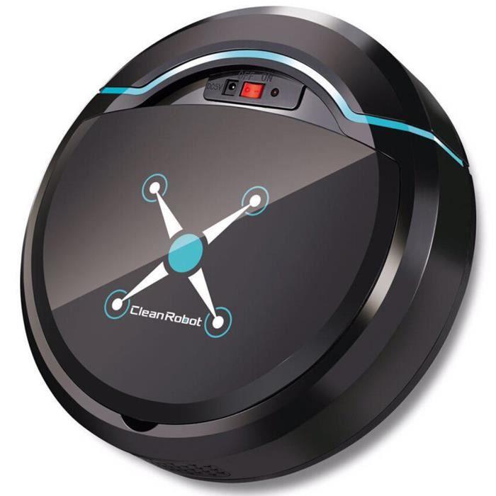 CleanRobort Navigated rechargeable intelligent Robot Aspirateur automatique Sweeper UE @balenced441