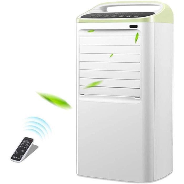 Climatiseur Portable Double Tuyau, climatisation Mobile Calendrier de la Maison Simple Froid télécommande Froid Plus réfrigérate264